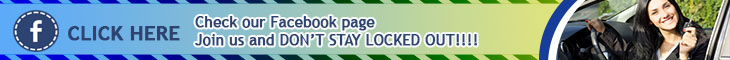 Join us on Facebook - Locksmith Huffman